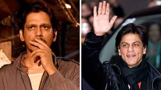 Vijay Varma reveals Shahrukh Khan appeared in his dream! Is he hinting at a new film?