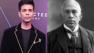 Karan Johar announces a biopic on C Sankaran Nair; shares exiting details of his next production venture