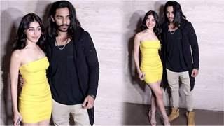 Alaya F finally opens up on dating Aaishvary Thackeray rumours