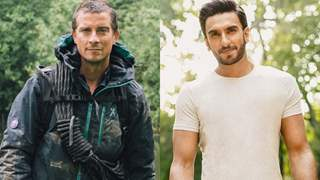 Ranveer Singh collaborates with Bear Grylls for a non-fiction show; Actor to perform life-threatening stunts
