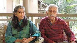 Naseeruddin Shah's wife Ratna Pathak Shah shares an update on the actor's health after his hospitalization!