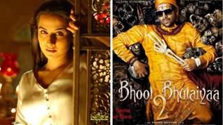 "Vidya Balan reacts to Bhool Bhulaiyaa 2 starring Kartik Aaryan: ""That would be very unfair to…"""