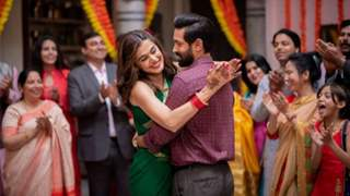 Haseen Dillruba: Vikrant Massey and Taapsee Pannu deliver fine performances in a film with a weak narrative