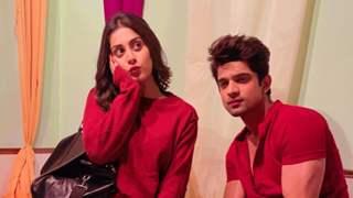 Isha Malviya and Abhishek Kumar aka Jasmine and Amrik of Udaariyaan refutes their relationship rumors