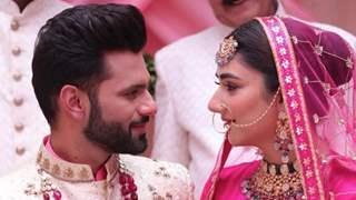 Rahul Vaidya and Disha Parmar to get married on July 16th