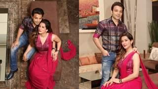Shael & Samiksha's 1st wedding anniversary was a splendid affair