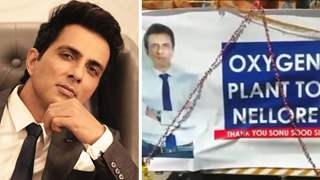 """Sonu Sood's first oxygen plant installed at Nellore, says """"many more to come"""": See Video"""