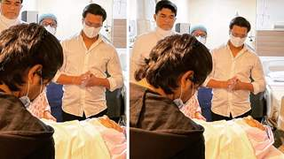 Dilip Kumar's picture from hospital shared by Madhur Bhandarkar as he pays heartfelt tribute