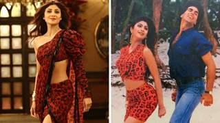 Shilpa Shetty revives 90s vibe in Chura Ke Dil Mera 2.0: Designer Mohit Rai spills details