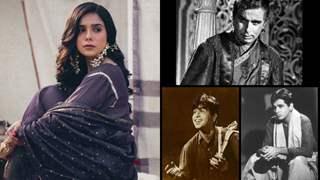 Andhadhun fame Rashmi Agdekar pays tribute to the legendary actor Dilip Kumar