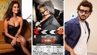 Tara Sutaria and Arjun Kapoor resume shoot for Ek Villain Returns with strict protocols: See Pic