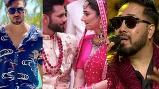 Rahul Vaidya reveals Mika Singh & Aly Goni will perform at his wedding with Disha Parmar