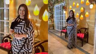 Aditi Rathore dons a fresh look for Aapki Nazron Ne Samjha as she returns to the screens