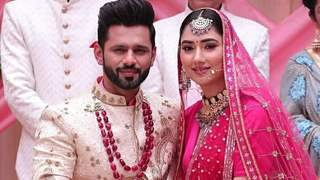 Rahul Vaidya talks about ongoing wedding prep, when was the date decided and being a supportive partner