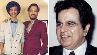 Babil says Irrfan Khan looked upto late Dilip Kumar in emotional post