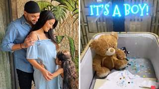 Geeta Basra and Harbhajan Singh blessed with a baby boy: 'Our lives are complete'
