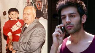 Kartik Aaryan's grandfather passes away; actor pays tribute to his 'Naanu'!