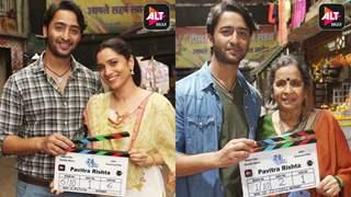 Pavitra Rishta 2.0: Shaheer Sheikh and Ankita Lokhande kickstart shoot