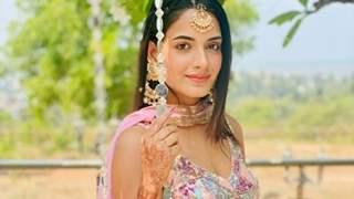 Ishk Par Zor Nahi's Shagun Sharma:  I have been getting a lot of positive feedback for my acting skills