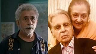 "Naseeruddin Shah reveals Saira Banu visited him at the hospital and said ""Sahab was asking about you"""