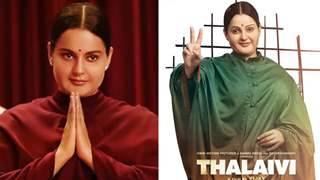 Kangana Ranaut confirms Thalaivi will release in cinemas, Clarifies about release date