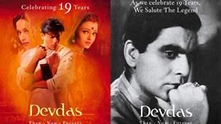 Shah Rukh Khan, Madhuri Dixit celebrate 19 years of Devdas, latter pays tribute to the late Dilip Kumar