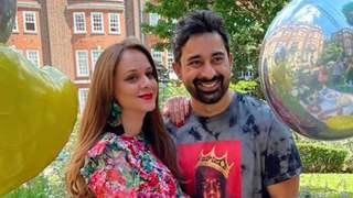 Rannvijay Singha and wife Prianka blessed with a baby boy