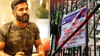 """Suniel Shetty clarifies, """"there's NO 'Delta Variant' in my building""""; asks not to spread panic!"""