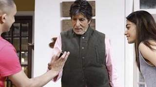 Amitabh Bachchan's First Look from 'Goodbye' goes viral; see picture!