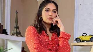 """Bhumi Pednekar's important message: """"The virus hasn't gone, not the time to put our guards down"""""""
