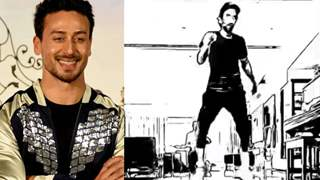Video: Hrithik Roshan dances midweek blues away with expert footwork; Tiger Shroff calls him 'untouchable'