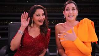 """Madhuri Dixit Nene praises Nora Fatehi: """"I really commend you for…"""""""