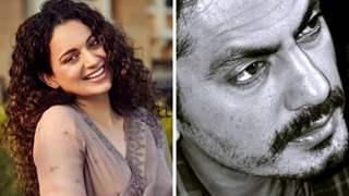 Kangana Ranaut signs Nawazuddin Siddiqui for 'Tiku Weds Sheru': See announcement