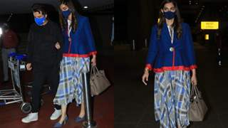 Sonam Kapoor expecting her first baby? Latest airport look sparks pregnancy rumors