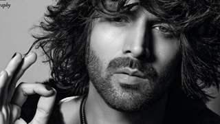 Kartik Aaryan stuns in his bad boy avatar for Dabboo Ratnani's calendar: See Pic