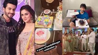 Kundali Bhagya's Shraddha Arya: When we started,1000 episodes was a dream for us and a distant future