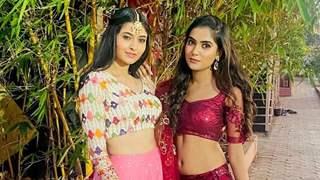 Shivangi Khedkar treats me like her baby sister: Priyanka Dhavale of Mehndi Hai Rachne Wali