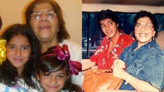 Ananya Panday misses her grandmother; shares a heartfelt post!