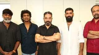 Kamal Haasan-Vijay Sethupathi-Fahadh Fassil starrer 'Vikram' beings shoot