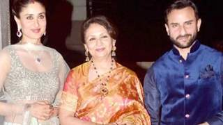 Kareena Kapoor reveals mom-in-law Sharmila Tagore encouraged her to work during pregnancy