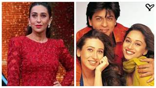 Karisma Kapoor on how she almost said NO to 'Dil Toh Pagal Hai' because of Madhuri Dixit