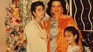 Kareena Kapoor shares an epic throwback picture with sister Karisma and mom Babita Kapoor!