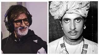 Amitabh Bachchan shares look test from 1969's 'Reshma Aur Shera'