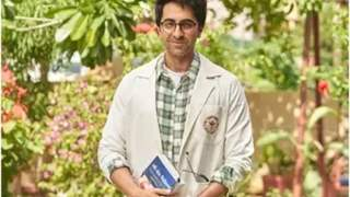 Revealed: Ayushmann's first look from 'Doctor G'