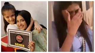 Avinesh Rekhi and Kevina Tak make an exit from 'Choti Sardarni'; Nimrit Kaur Alhuwalia gets emotional
