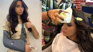 Nora Fatehi suffers injury while shooting for 'Bhuj: The Pride of India', recalls accident on sets