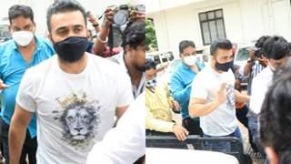 Pics: Raj Kundra sent to Police Custody till July 23 in porn case!