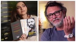 Sonam Kapoor shares first look of Rakeysh Omprakash Mehra's announced autobiography