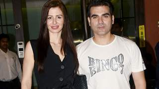 Arbaaz Khan strongly reacts to Giorgia Andriani being labeled as his 'girlfriend'