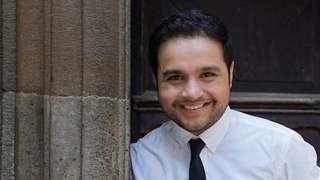 Hardik Sangani  to play negative role in Giaa Manek and Mohammed Nazim's 'Tera Mera Saath Rahe'